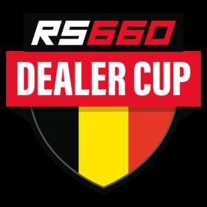 RS 660 Dealer Cup Logo